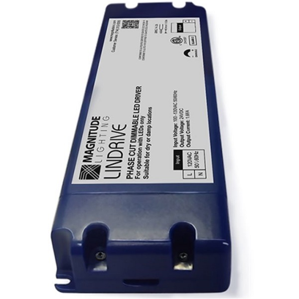 LED Driver - Dimmable - 12 Volt - 40 Watt Image
