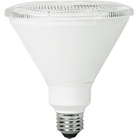 LED PAR38 - 13.5 Watt - 90 Watt Equal - 1050 Lumens - 5000 Kelvin - 40 Deg. Flood - 120 Volt - TCP LED14P38D50KFL