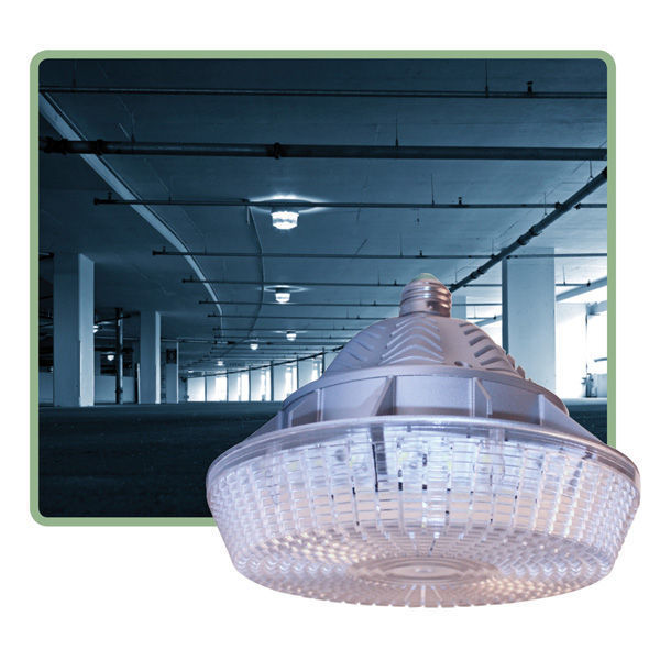 5498 Lumens - 52 Watt - LED HID Retrofit Image