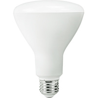 LED BR30 - 8 Watt - 65 Watt Equal - Incandescent Match - 650 Lumens - 2700 Kelvin - Halco 80990