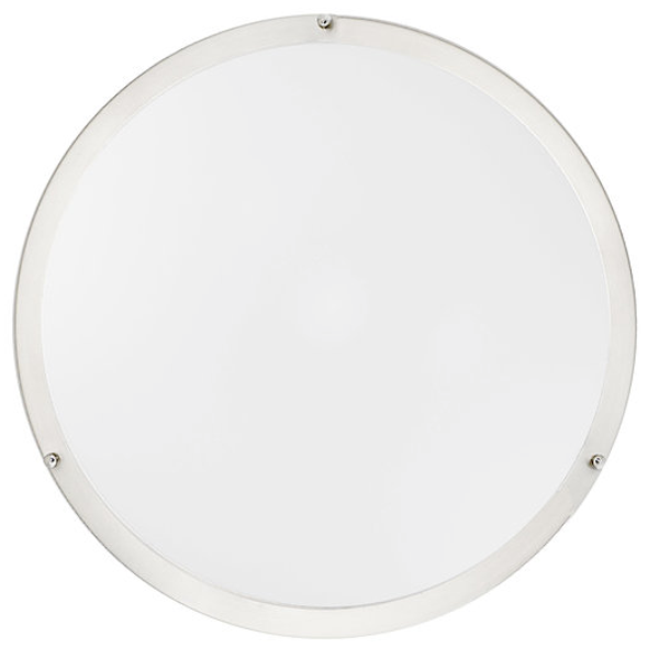 18 in. Dia. LED Flush Mount Ceiling Fixture - Halogen White Image