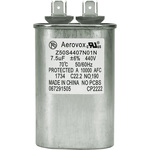 440VAC - Oil Filled Motor Run Capacitor Image