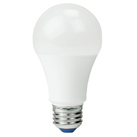 480 Lumens - 6 Watt - 40W Incandescent Equal - LED - A19 - 3000 Kelvin Halogen - Omni-Directional - Green Creative 97986