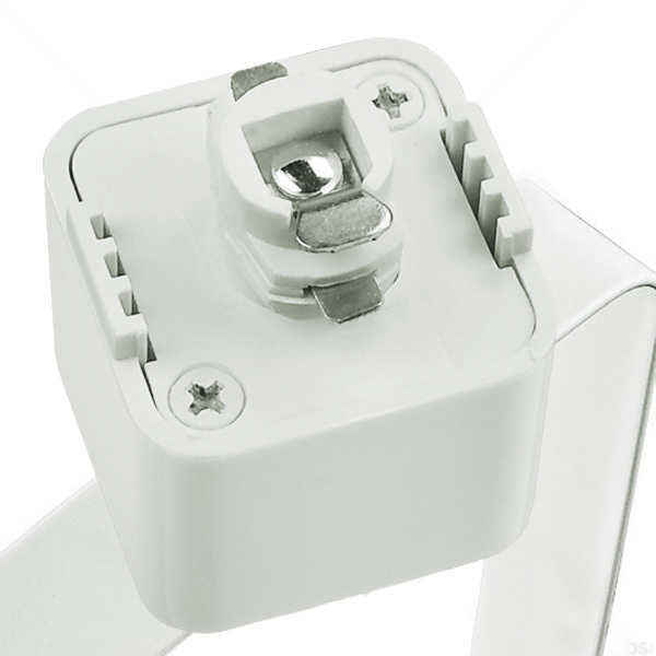 Gimbal Ring Track Fixture - White Image