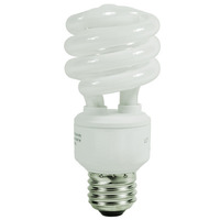 13 Watt - CFL - 60W Equal - 2700K Warm White