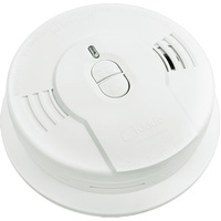 Kidde 21008697 - Smoke Alarm - Single Sensor - Detects Flaming Fires - Battery Operated - Sealed Lithium 10 Year Battery