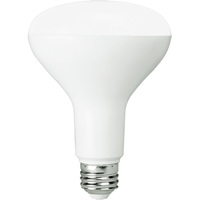 650 Lumens - 2700 Kelvin Residential Warm - LED BR40 - 9 Watt - 65W Equal - Dimmable - 120V - Bulbrite 860405