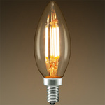 LED Chandelier Bulb - 4 Watt - 320 Lumens Image