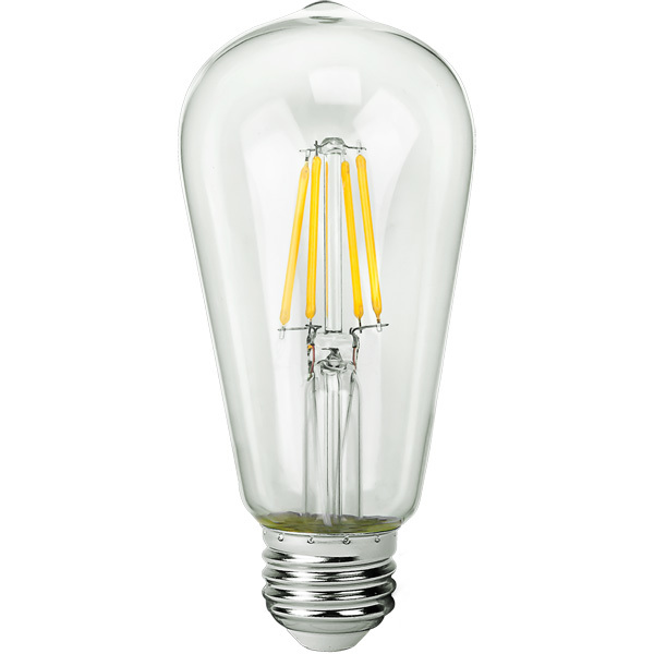 LED Edison Bulb - Vertical Filament - 4.5 Watt Image