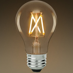 LED Victorian Bulb - Vertical Filament Image