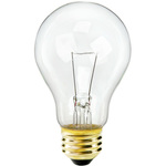 50 Watt - A19 - Clear Image