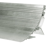 3.28 ft. Non-Anodized Aluminum LIT-L KPL Channel Image