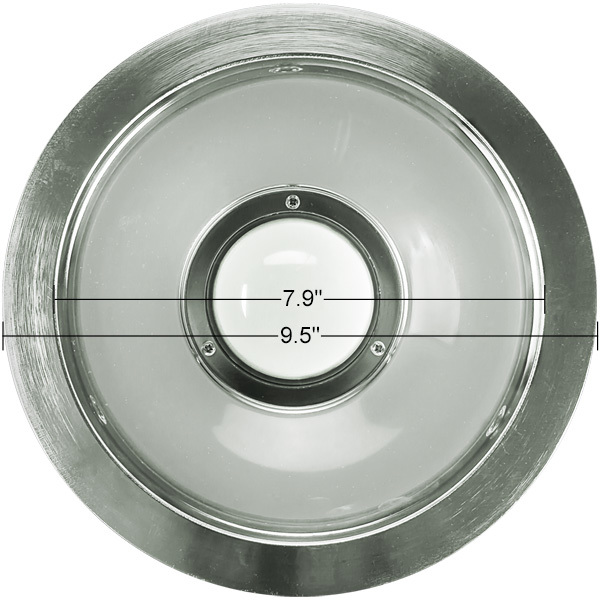 8 in. Retrofit LED Downlight - 40W Image