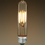 LED T9 Tubular Bulb - Vertical Filament Image