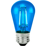 Blue - 2 Watt - LED - S14 Image