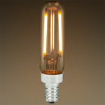 LED T6 Tubular Bulb - Vertical Filament Image