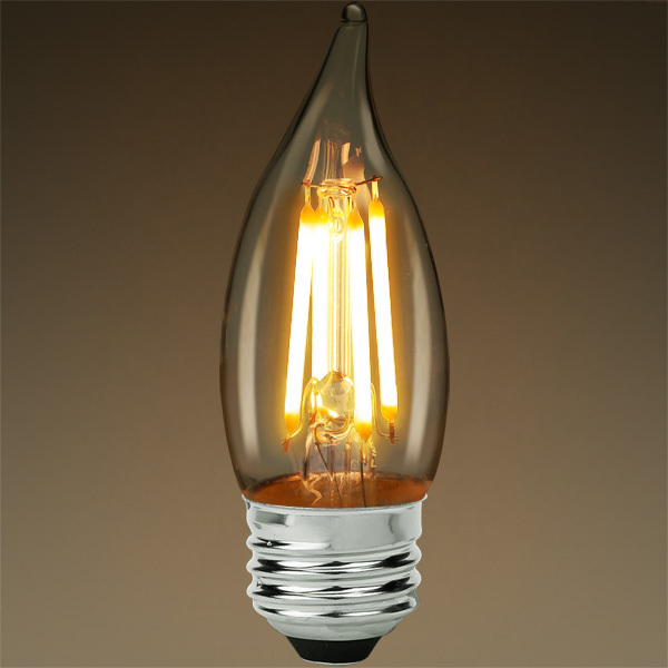 LED Chandelier Bulb - 4 Watt - 360 Lumens Image