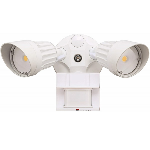 Led Floodlight With Motion Sensor Image