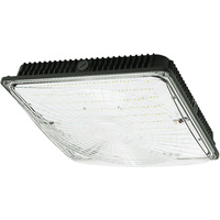 4900 Lumens - LED - Canopy Light - 40 Watt - 175 Watt Metal Halide Equal - 5000 Kelvin - 120-277V - GlobaLux LSC-40-MVD-850
