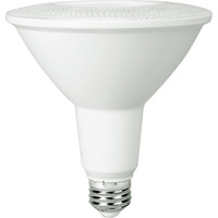 LED PAR38 - 15 Watt - 100 Watt Equal - Incandescent Match - Color Corrected - CRI 90 - 1050 Lumens - 2700 Kelvin - 40 Deg. Flood - PLT-11040