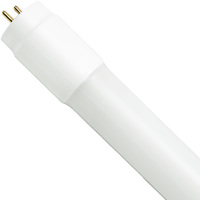 5000 Kelvin - 3200 Lumens - 22W - T8 LED Tube - F32T8 or F40T12 Replacement - 120-277V - Ballast Must Be Bypassed - Kobi K6P9