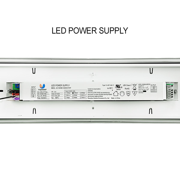4 ft. LED Vapor Tight Fixture - 60 Watt Image