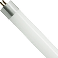 4 ft. T5 LED Tube - 3300 Lumens - 25.5 Watt - 5000 Kelvin - 120-277V - Ballast Must Be Bypassed - Single-Ended Power Must Use a Non-Shunted Socket - LifeBulb LBP5F3350A