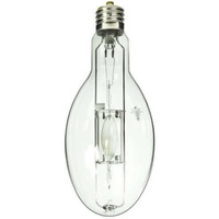 400 Watt - ED37 - Metal Halide - Protected Arc Tube - 4000K - ANSI M59/O - Mogul Base (EX39) - Base Up Burn - MP400/BU - Philips 13332-2