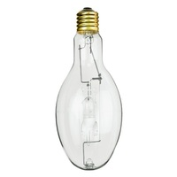 400 Watt - ED37 - Metal Halide - Unprotected Arc Tube - 4000K - ANSI M59/S - Mogul Base - Base Up Burn - MS400/BU-ONLY - SYLVANIA 64038