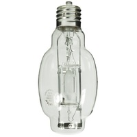 250 Watt - BT28 - Metal Halide - Protected Arc Tube - 4200 Kelvin - ANSI M58/O - Mogul Base (EX39) - Base Up Burn - MP250/BT28/BU4K - Plusrite 1041