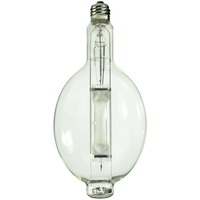 1000 Watt - BT56 - Metal Halide - Protected Arc Tube - 4200K - ANSI M47/O - Mogul Base (EX39) - Base Up Burn - MP1000/BT56/BU/4K - Plusrite 1044