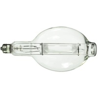 1500 Watt - BT56 - Metal Halide - Unprotected Arc Tube - 4000K - ANSI M48/E - Mogul Base - Horizontal Burn - M1500/BU-HOR - SYLVANIA 64431