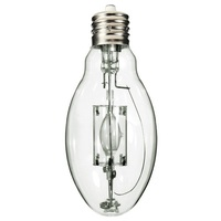 320 Watt - ED28 - Pulse Start - Metal Halide - Protected Arc Tube - 4200K - ANSI M154/M132/M131/O - Mogul Base - Base Up Burn - MP320/ED28/PS/BU/4K - Plusrite 1613