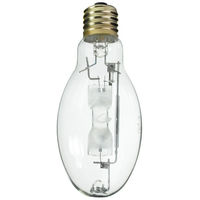 350 Watt - ED37 - Pulse Start - Metal Halide - Unprotected Arc Tube - 4000K - ANSI M131/E - Mogul Base - Base Up Burn - MS350/BU/PS - Philips 38387-7