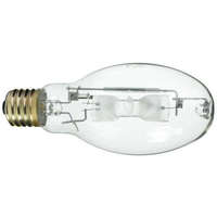 400 Watt - ED28 - Pulse Start - Metal Halide - Unprotected Arc Tube - 4000K - ANSI M155/M128/M135/E - Horizontal Burn - MS400/HOR/ED28/PS - Philips 23253-8