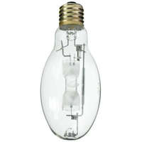 400 Watt - ED28 - Pulse Start - Metal Halide - Unprotected Arc Tube - 4000K - ANSI M155/M128/M135/E - Base Up - MS400/BU/ED28/PS - Philips 23252-0