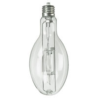 Philips 13334-8 - 400 Watt - ED37 - Pulse Start - Metal Halide - Protected Arc Tube - 3800K - ANSI M155/M128/M135/O - Base Up Burn - MP400/BU/PS