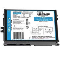 Advance IMH150HBLSM - 150 Watt - Electronic Metal Halide Ballast - ANSI M102/142 - 120-277 Volt - Power Factor 90% - Max. Temp. Rating 185 Deg. F - Bottom Feed Mounting With Studs