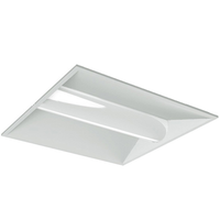 3200 Lumens - 2 x 2 Integrated LED Recessed Troffer - 26 Watt - 4000 Kelvin - Acrylic Lens - 120-277V - 5 Year Warranty - PLT-11147