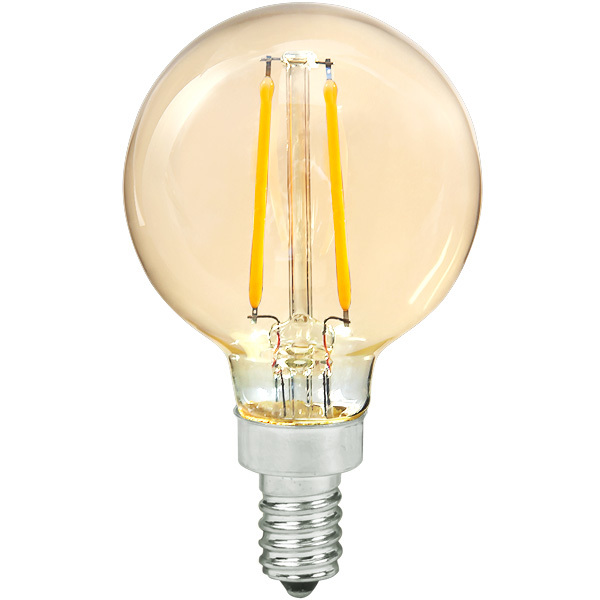 LED G16 Globe - Color Matched For Incandescent Replacement Image