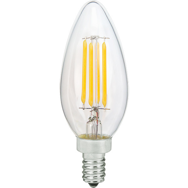 LED Chandelier Bulb - 4.5 Watt - 350 Lumens Image