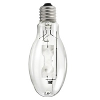 250 Watt - ED28 - Pulse Start - Metal Halide - Unprotected Arc Tube - 4300K - ANSI M153/M138/E - Mogul Base - Base Up Burn - MS250/BU/PS - Philips 276618