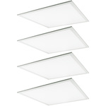 2x2 Ceiling LED Panel Light - 3800 Lumens - 36 Watt Image