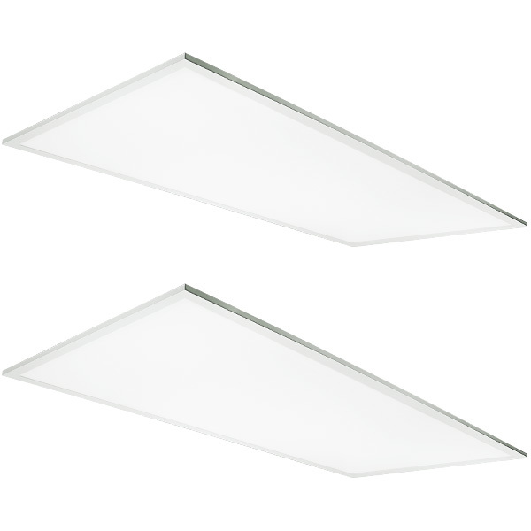 2x4 Ceiling LED Panel Light - 6250 Lumens - 50 Watt Image