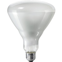 65 Watt - BR40 - Incandescent Reflector - Frosted - Flood - Medium Base - 625 Lumens - 2,500 Life Hours - 120 Volt - Philips 167411