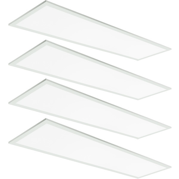 1x4 Ceiling LED Panel Light - 3600 Lumens - 36 Watt Image