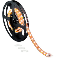3 ft. - 4200K Cool White - LED - Waterproof Strip Light - 12 Volt - Submersible up to 6 feet