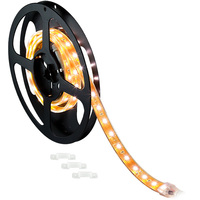 3 ft. - 3000K Warm White - LED - Waterproof Strip Light - 12 Volt - Submersible up to 6 feet