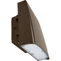 5500 Lumens - LED Wall Pack - 50 Watt - 250W MH Equal - 5000 Kelvin Daylight - 120-277V - PLT JD-WMK501-CW