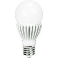 3300 Lumens - LED A23 - 25 Watt - 200W Equal - 4000 Kelvin - Cool White - Mogul Base - 120-277 Volt - Green Creative 97969